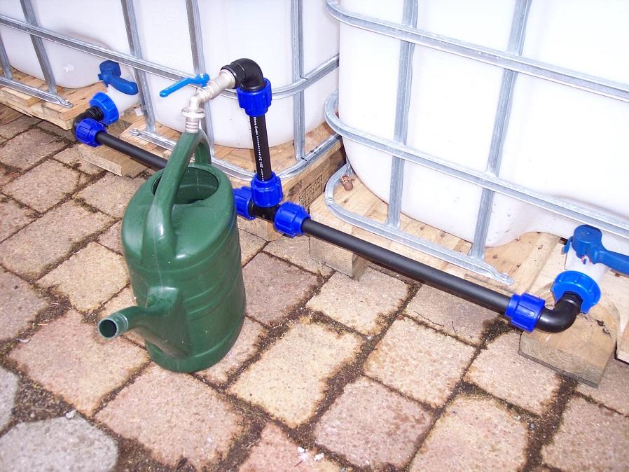 Cool Tankverbindung für 25 mm PE Rohr - VOXTRADE - PE Rohre  DD19